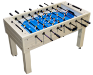 Park and Sun Sports - Outdoor and indoor BlueSky Soccer and Shuffleboard tables