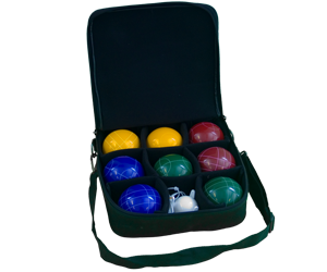 Park and Sun Sports - Bocce Attache Set in Case