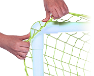 "Park and Sun Sports - Multi-Sport Goal 54"" Bungee Replacement Net"