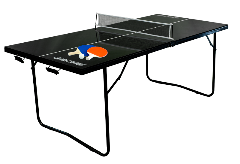 Amazing If The Nostalgic Look Of A Forest Green Table Tennis Table Just Isnu0027t Your  Thing, Good Thing The Concept 81 Mid Sized Table Tennis Table Is Here ...