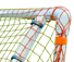 Park and Sun Sports - FGBB-643-R Folding PVC Sports Goal and Rebounder Clips thumbnail