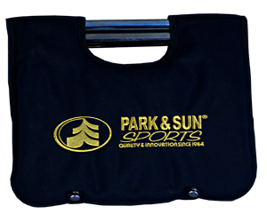 Park and Sun Sports - Pro Horseshoes Set case closed
