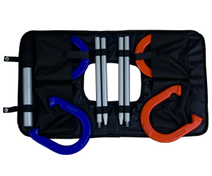 Park and Sun Sports - Tournament Horseshoes Series case open