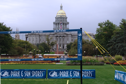 Park and Sun Sports - Volleyball, Badminton, and Tennis Net Systems