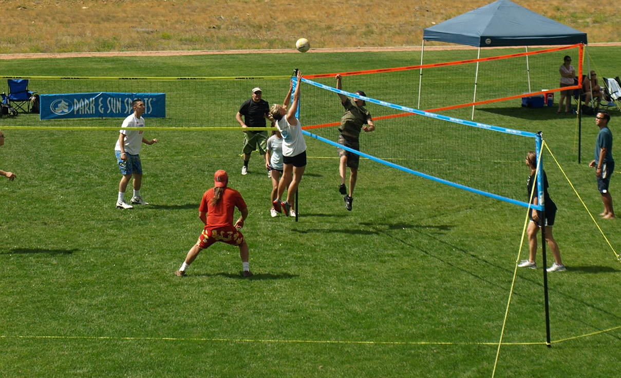 Resort Trades Volleyball S Number 1 Rated Outdoor Grass