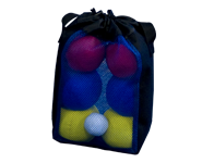 Park and Sun Sports - Rally Bean Bag Bocce Set