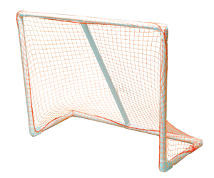 Park and Sun Sports - 6ft Folding Multi-Sport Goal
