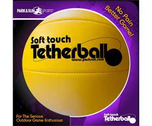 Park and Sun Sports - SoftTouch Tehterball Packaging