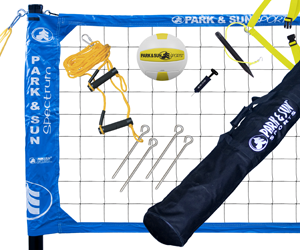 Park and Sun Sports Spectrum Pro Volleyball System