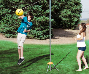 Park and Sun Sports - Portable Tetherball Set Acton