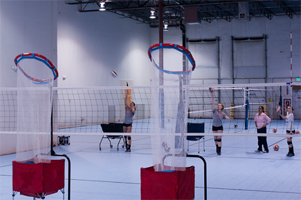 Park and Sports Volleyball Training Aids