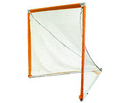 Park and Sun Sports - Fullsize Aluminum Lacrosse Goal with Sleeve Net
